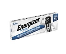 Energizer Aa R6  Lithium  10-Pack *